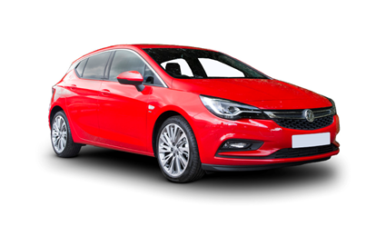 Vauxhall Astra Hatchback Lease