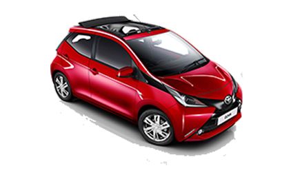 Aygo Funroof Hatchback Special Editions