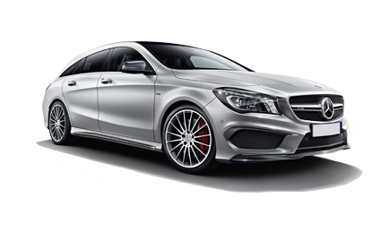 Cla Class Amg Shooting Brake