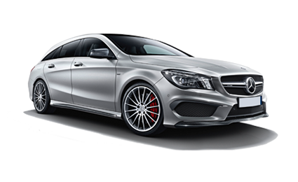 Cla Class Amg Shooting Brake Special Edition