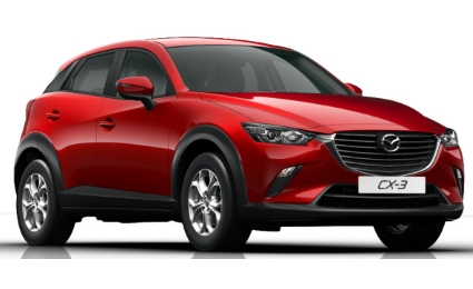 Mazda Cx-3 Hatchback Lease