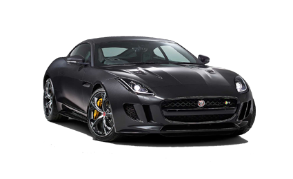 F-Type Coupe Special Editions