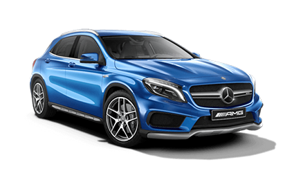 Mercedes benz gla class amg hatchback special edition gla for Mercedes benz financial lease agreement