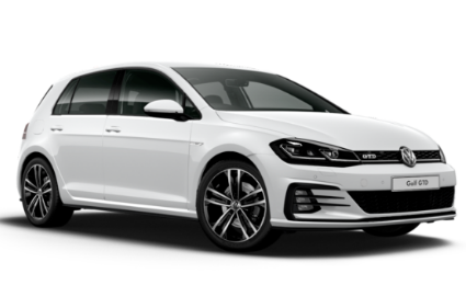 Volkswagen Golf Diesel Hatchback Lease