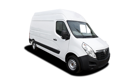 Vauxhall Movano 35 L4 Diesel Rwd Lease