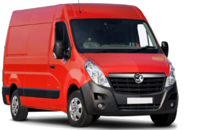 Vauxhall Movano L2 Lease