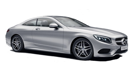 S Class Coupe Special Edition