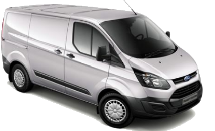 Ford Transit Custom 250 L1 Diesel Fwd Lease