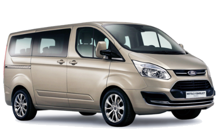 Ford Transit Custom Tourneo Lease
