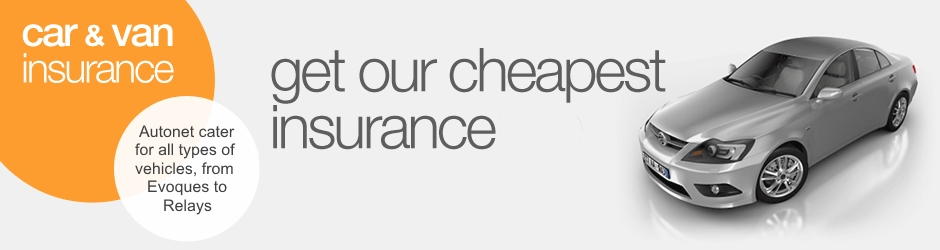 Autonet Vehicle Insurance