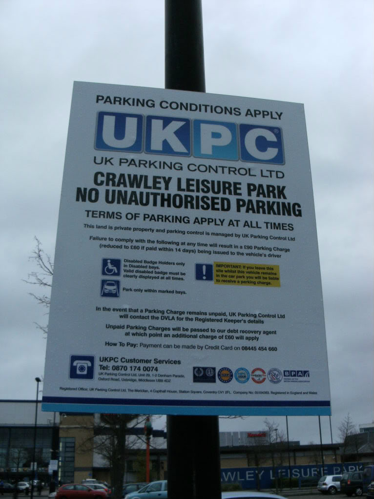 news parking firm ukpc admits faking   fine drivers xlcr vehicle management