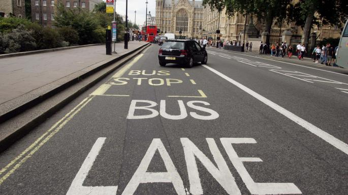 news uk councils collect 42m from bus lane fines xlcr vehicle